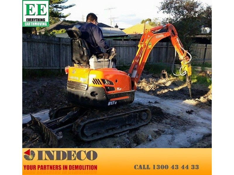 indeco hp150 315064 009