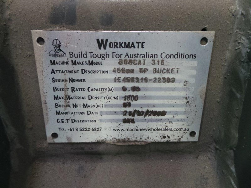 workmate 450mm bucket 314871 010