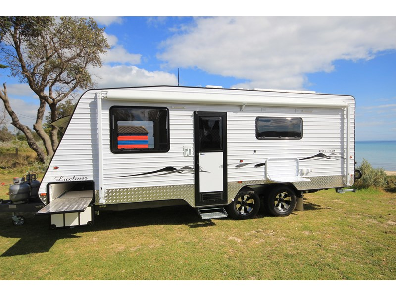 evolution luxliner 21' 316008 001