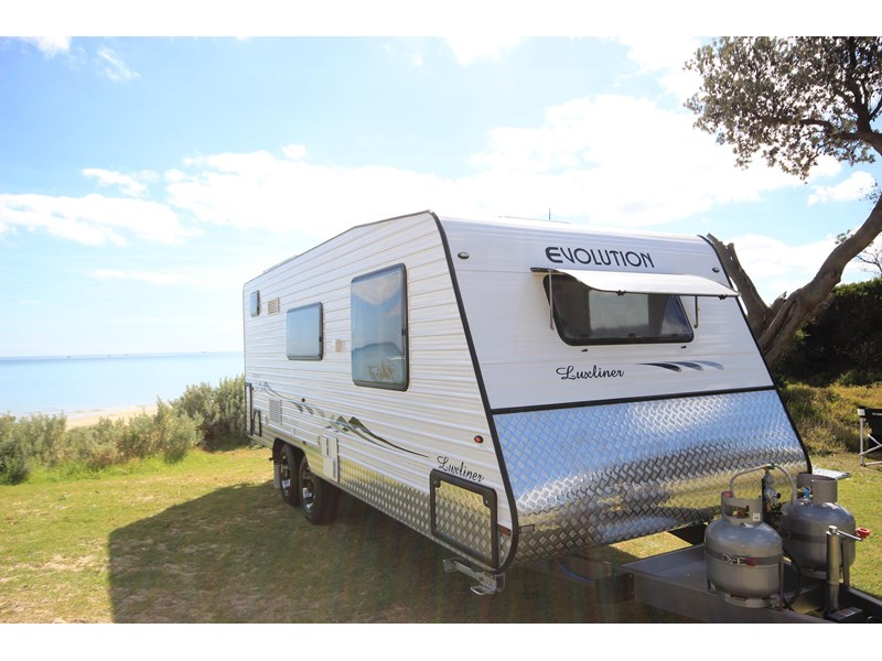 evolution luxliner 21' 316008 002