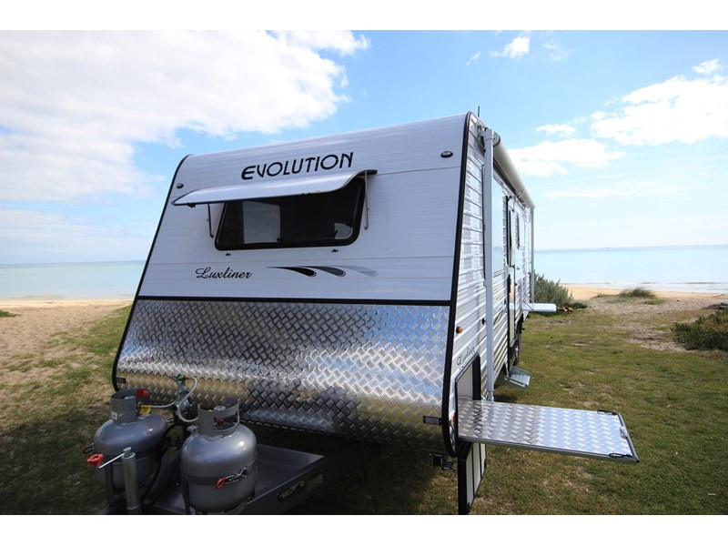 evolution luxliner 21' 316008 003
