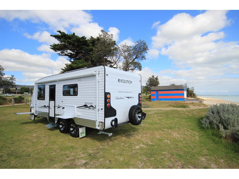 evolution luxliner 21' 316008 004