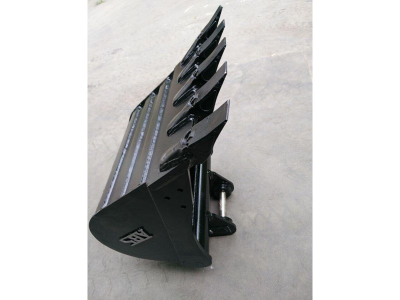 australian bucket supplies 600mm general purpose bucket to suit 3-4t excavators 316863 006