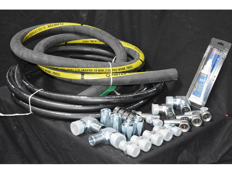 mesh pto hyd semi tipper hose kit 316787 001