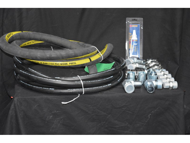 mesh pto hyd semi tipper hose kit 316787 004