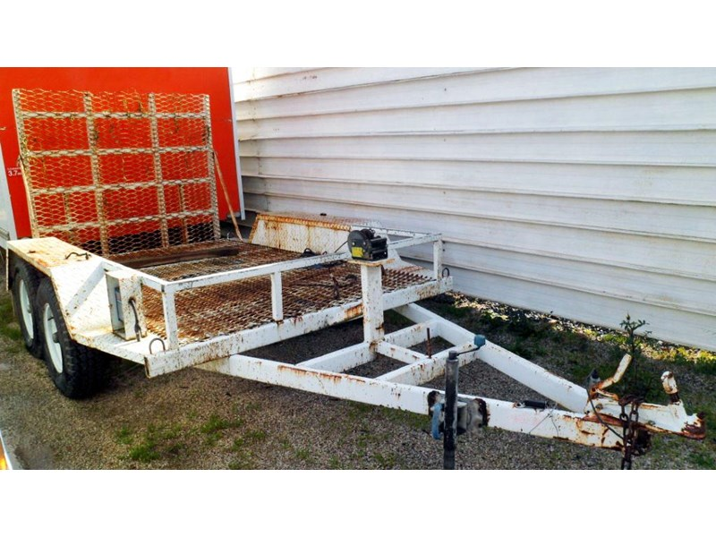 brooks machinery trailer 316986 001