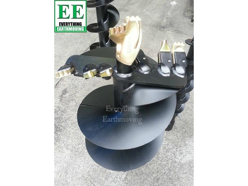 auger torque 2500 earth drill for mini excavators up to 2.5 tonnes auger torque x2500 317626 027