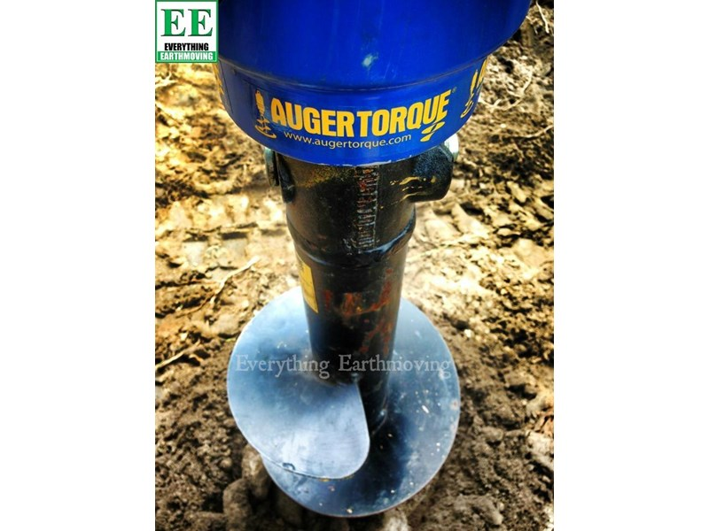 auger torque 2500 earth drill for mini excavators up to 2.5 tonnes auger torque x2500 317626 003