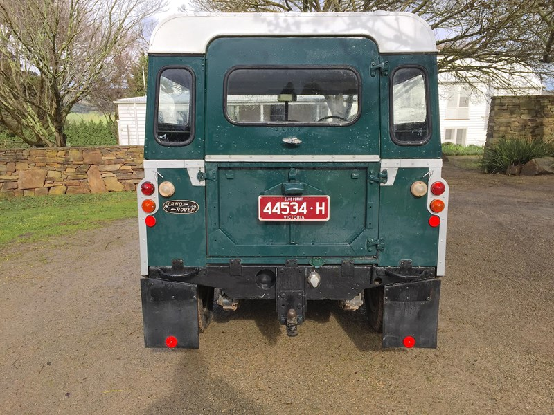land rover series 3 317919 010