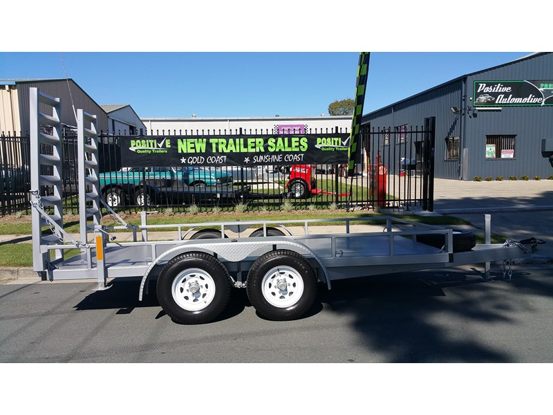 positive quality trailers 14ft 4.5 tonne heavy duty machinery trailer 318959 007