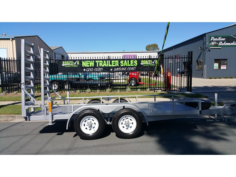 positive quality trailers 14ft 4.5 tonne heavy duty machinery trailer 318959 008