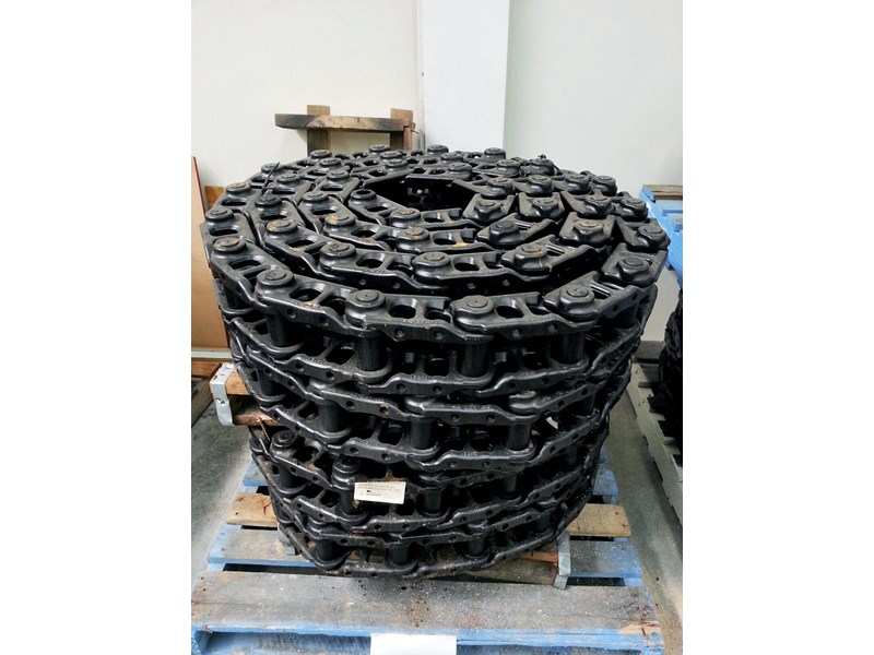 daewoo daewoo-doosan greased track chains to suit dh120/130 & solar130-lc/140-lc 160492 001