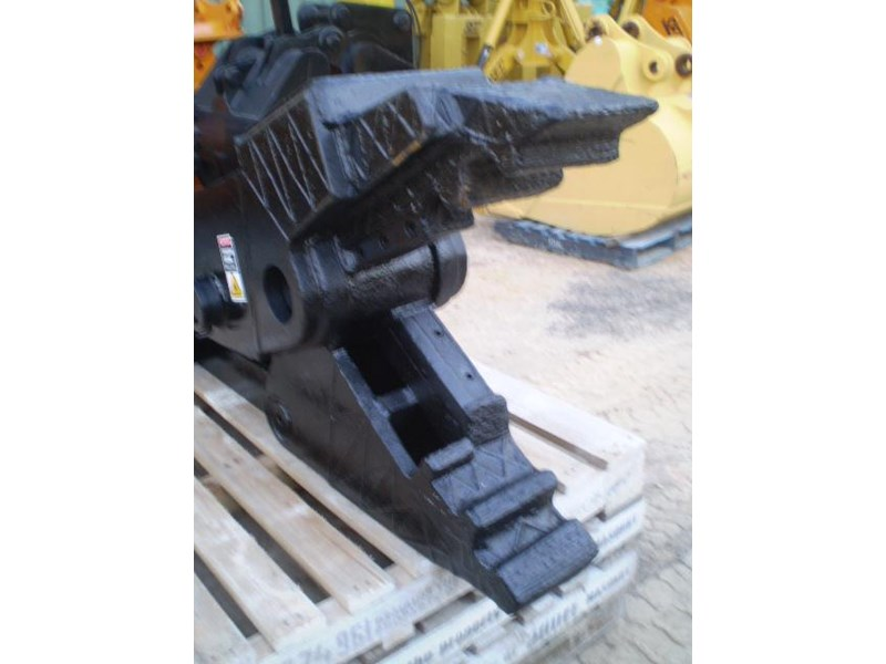 caterpillar crusher pulveriser 319653 009