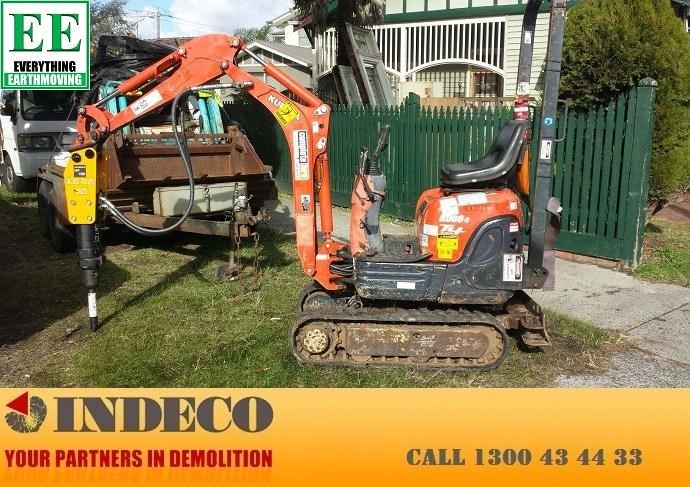 indeco hp150 315064 014