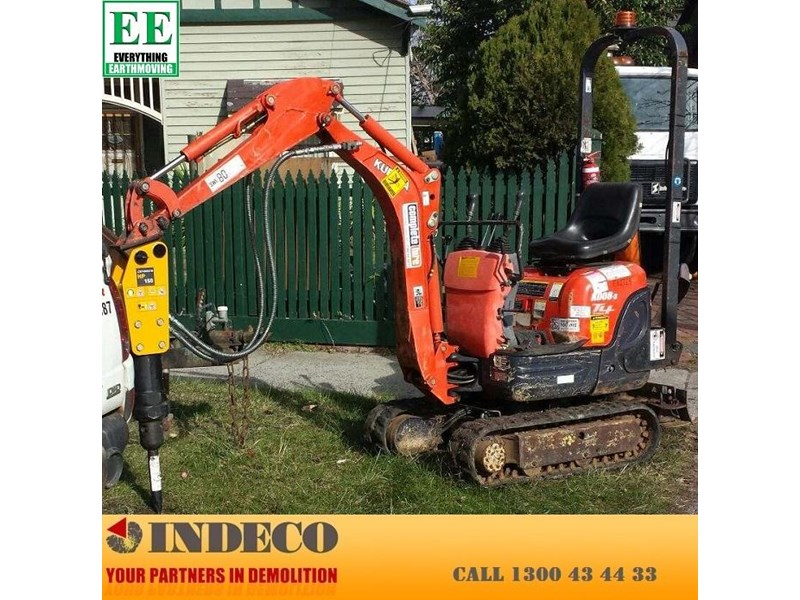 indeco hp150 315064 015