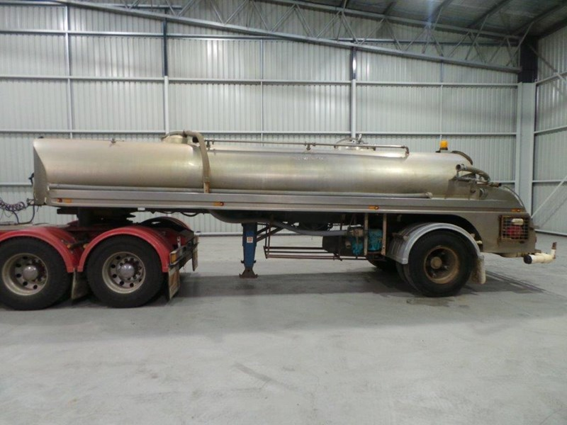 Water Trailer For Sale 105