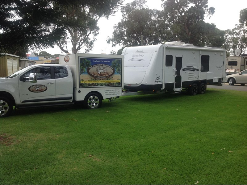 jayco 2013 sterling outback + 2012 colorado 320635 001