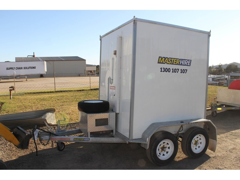trailer mounted cool room 322975 001