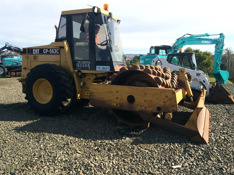 caterpillar cat cp-563c 322247 002