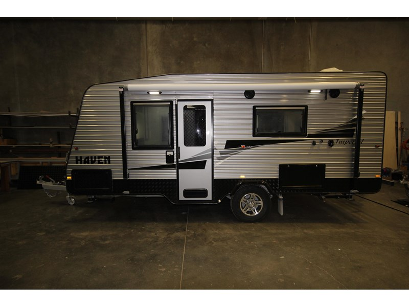 imperial haven 18' single axle 322813 001