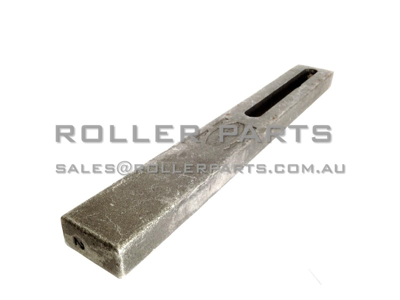 roller parts padfoot and scrapers 323001 003