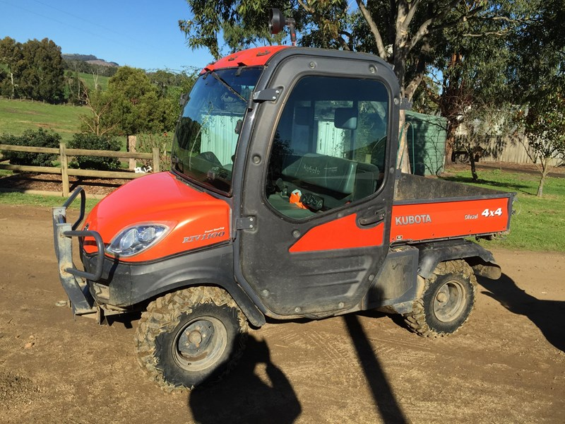 Kubota Rtv 400 Manual differential fluid