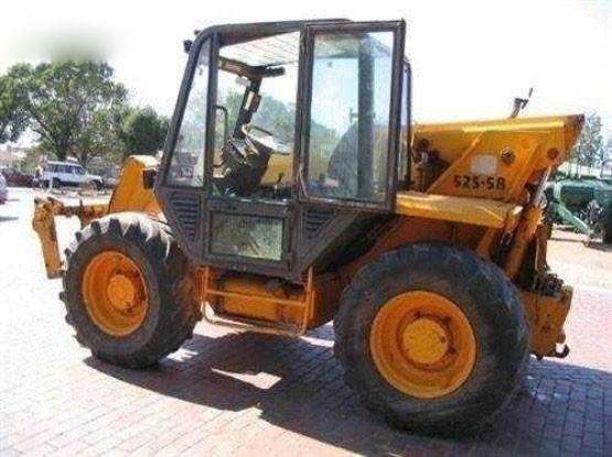 jcb loadall 525-58 29264 002