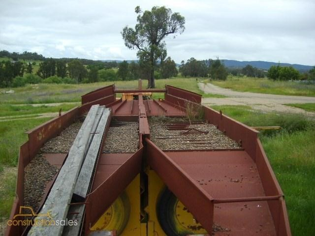 inverell foundry jigs total of 64 square feet 323907 003