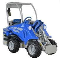 csf multione 5.2 with 4in-1 bucket - italian made mini loader 324624 002