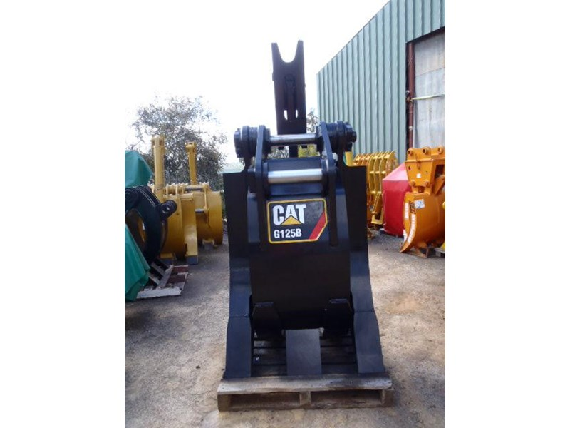 caterpillar 5 finger grapple 326363 001