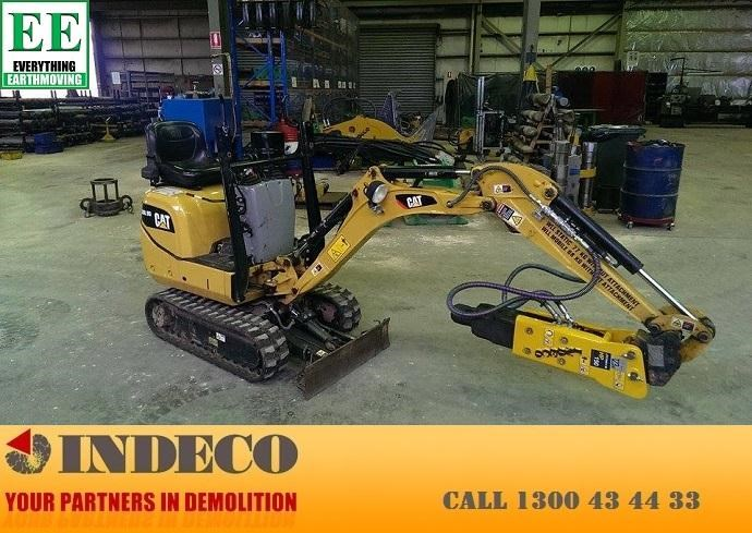 indeco hp150 315064 017