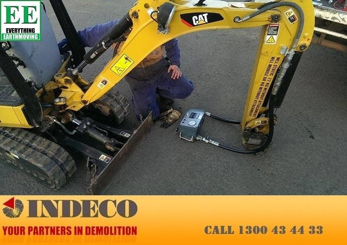 indeco hp150 315064 020