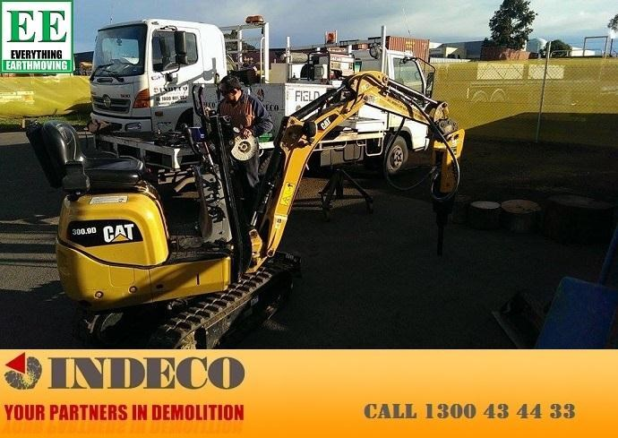 indeco hp150 315064 023