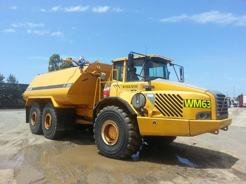 volvo a40d 327146 001