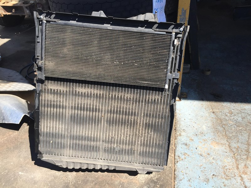 volvo fh12 radiator and intercooler 327793 002