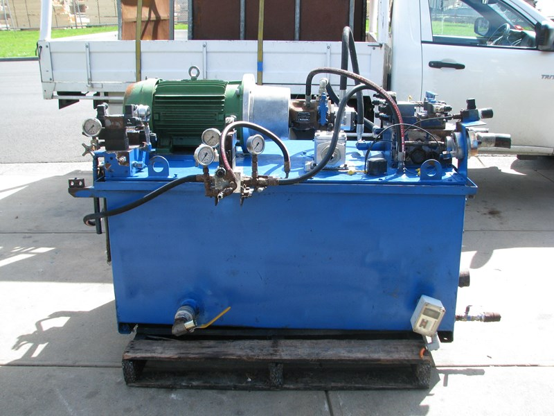 industrial large hydraulic power pack unit - 15kw 328127 001