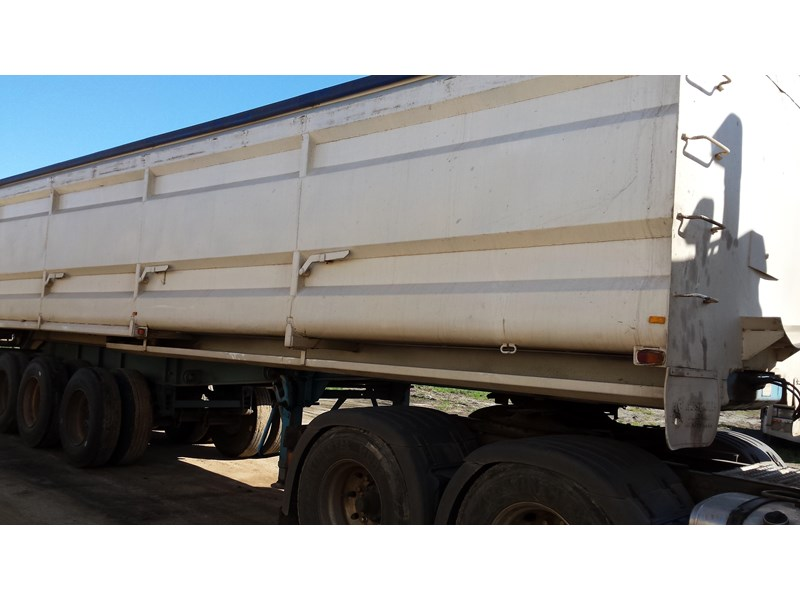 howard porter 1989 tipper 329682 004