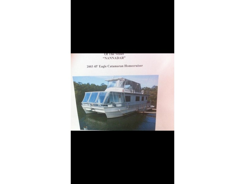 eagle catamarans house boat 331142 002