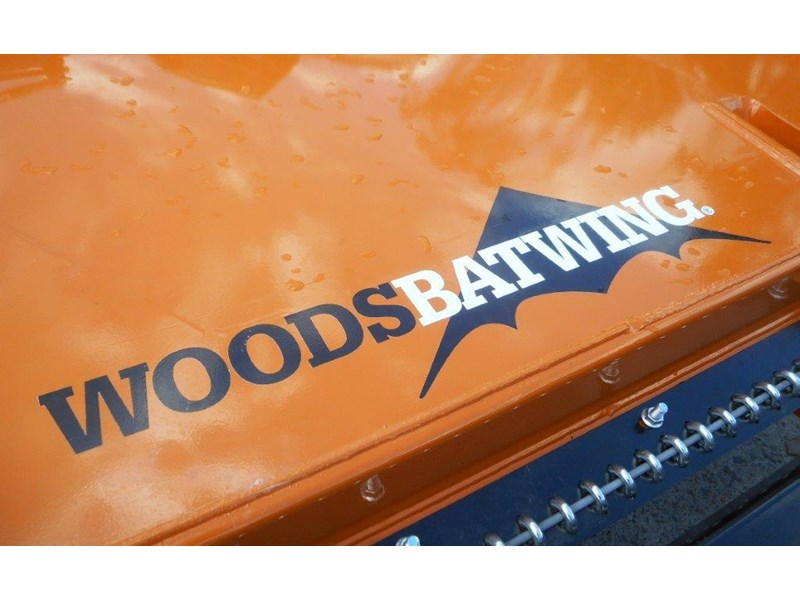 woods equipment woods 15ft / 4571mm pto tractor rotary cutters [bw180x] [attpto] 331877 025