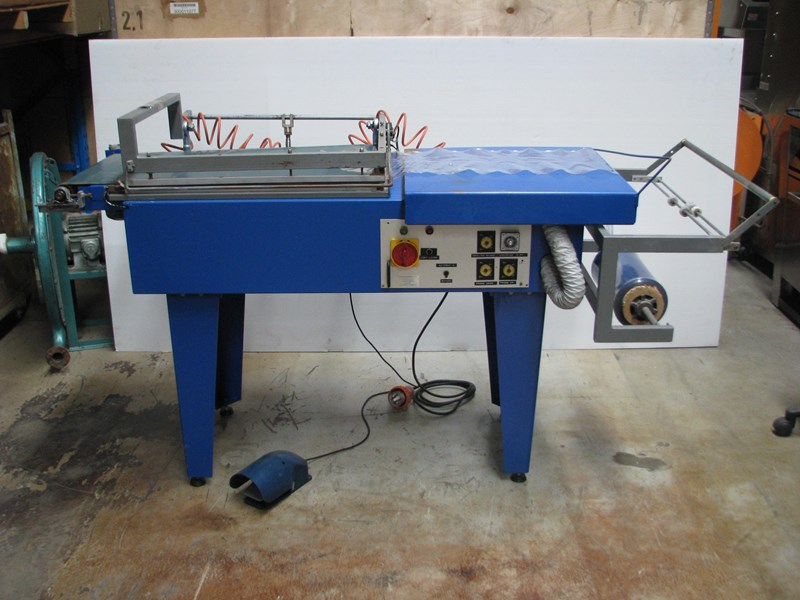 shrink wrap l-bar heat sealer - 665 x 465mm 332937 001