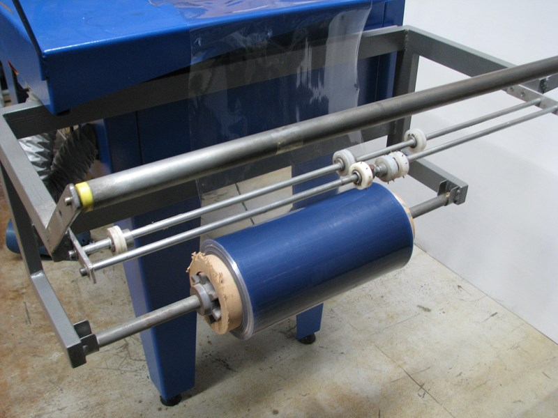 shrink wrap l-bar heat sealer - 665 x 465mm 332937 006