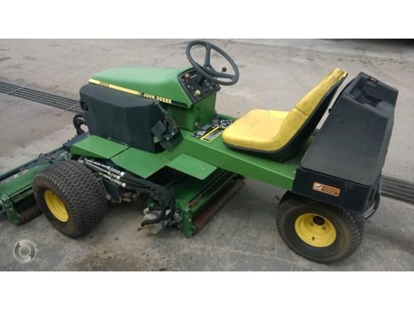 john deere 2653 surround mower 333512 009