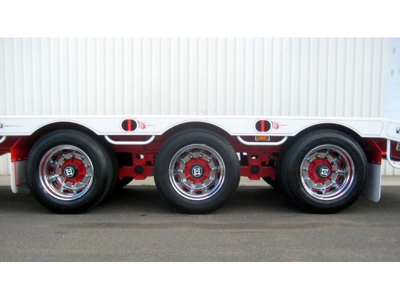 brimarco drop deck trailers - proudly australian made tough as 333662 006
