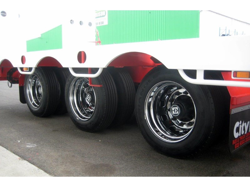 brimarco drop deck trailers - proudly australian made tough as 333662 018