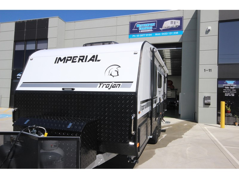 imperial trojan 21' off road (series 3) 333711 010
