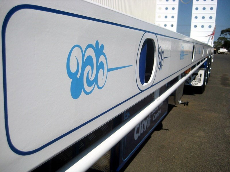brimarco drop deck trailers - proudly australian made tough as 333662 015