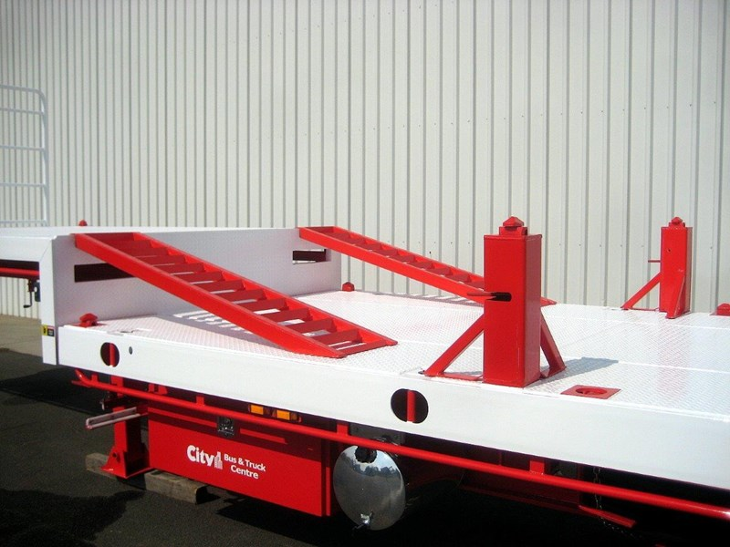 brimarco drop deck trailers - proudly australian made tough as 333662 013