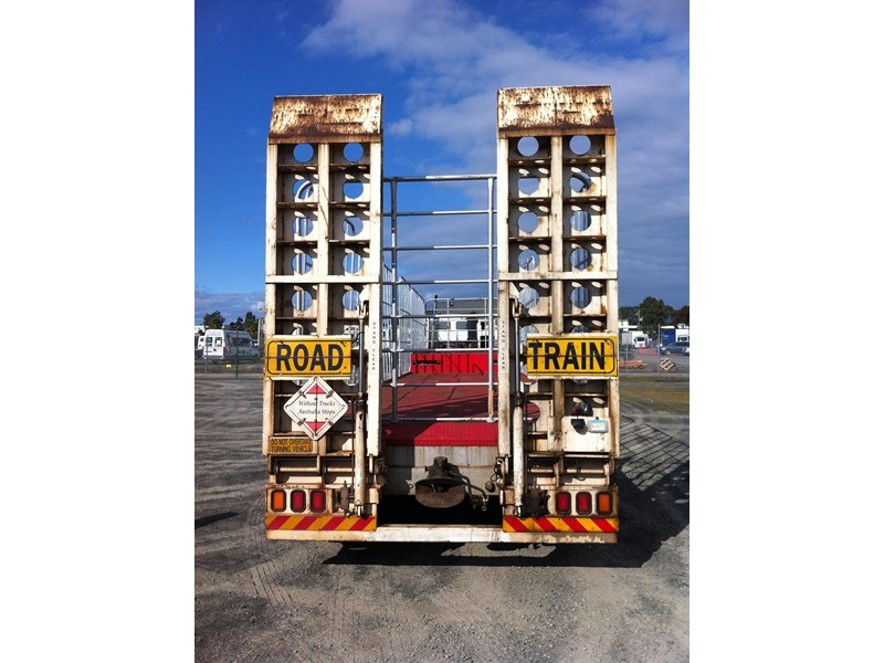 krueger 22 pallet drop deck semi trailer 334976 006