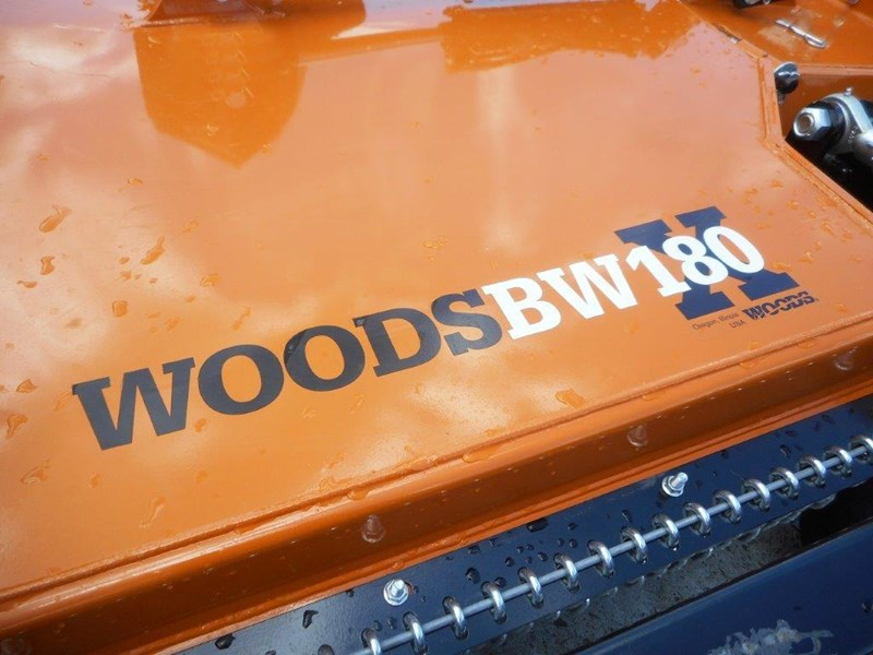 woods equipment bw180x woods pto tractor rotary cutters [cut width 4571mm / 15ft ] [attpto] 335095 009