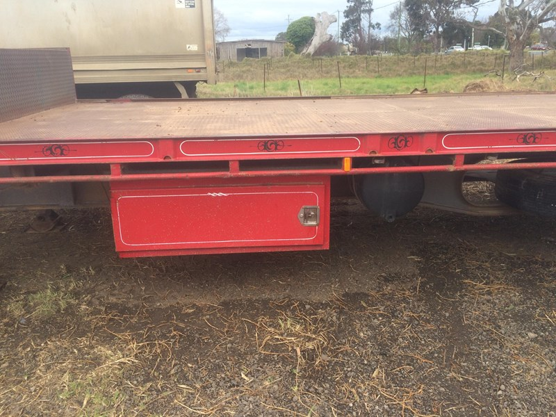 southern cross drop deck 45 ft tri-axle 335689 002